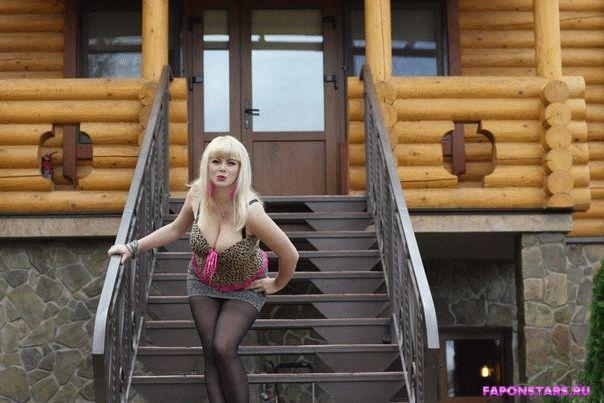 Алена Шайтарова голая фото