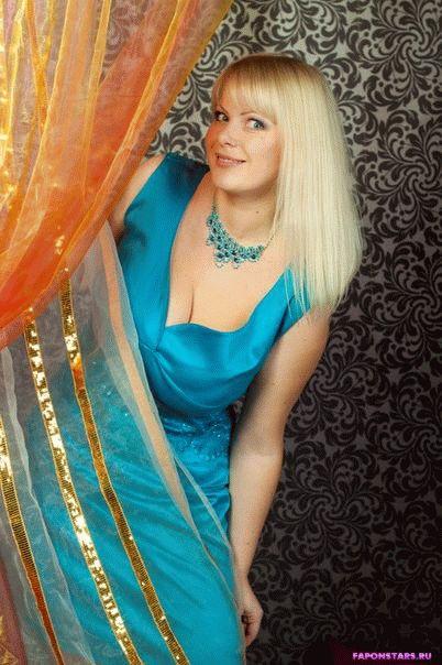 Алена Шайтарова интимное фото