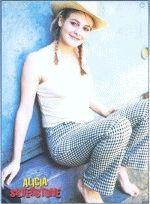 сексуальная красавица Алисия Сильверстоун