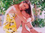 сексуальная молодая и свежая красотка Алисса Милано
