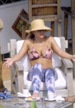 Anastacia / Анастейша голая обнаженная сексуальная декольте
