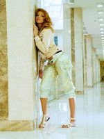 Анастасия Стоцкая голая обнаженная сексуальная декольте