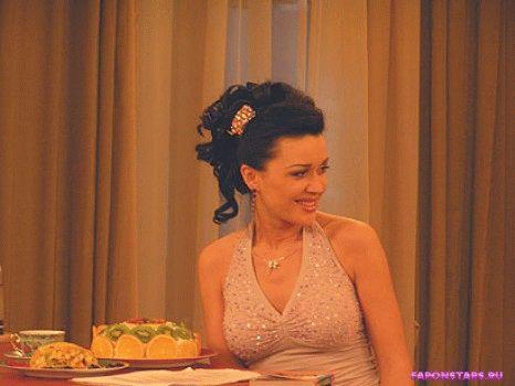 Анастасия Заворотнюк фотосессия в эротическом журнале