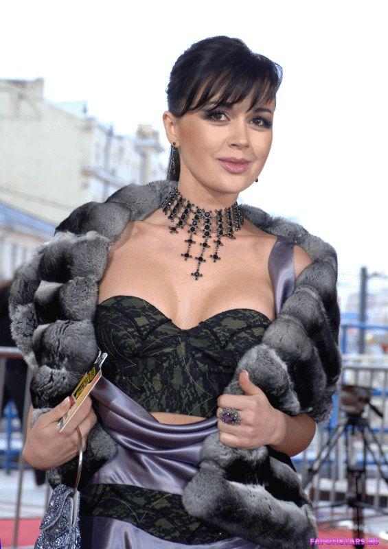 Анастасия Заворотнюк голая фото