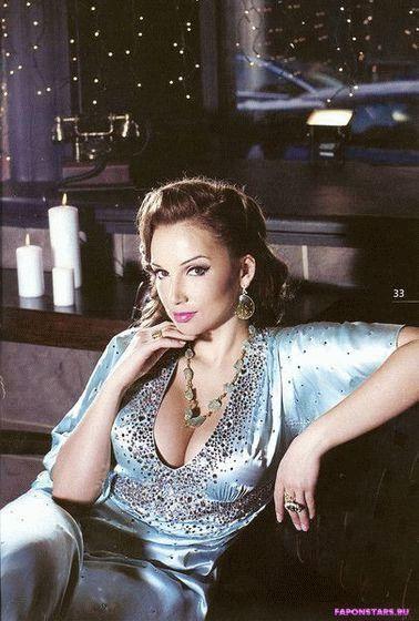 Анфиса Чехова фотосессия в эротическом журнале