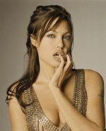 Angelina Jolie sexy hot bitch