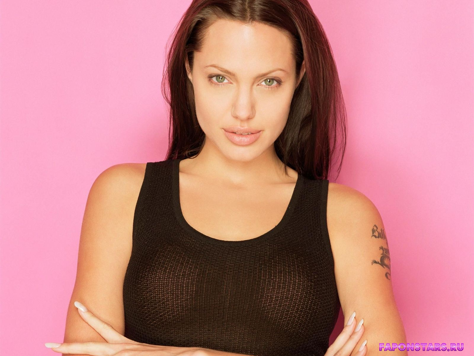Angelina Jolie / Анджелина Джоли голая фото