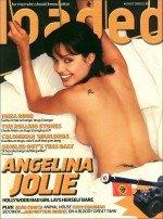 Angelina Jolie / Анжелина Джоли голая обнаженная сексуальная декольте