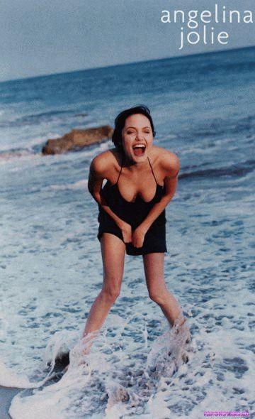 Naked girls on beaches