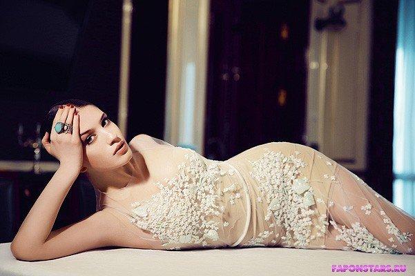 Анна Чиповская фото из журнала maxim