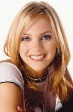 красивая улыбка Анны Фэрис