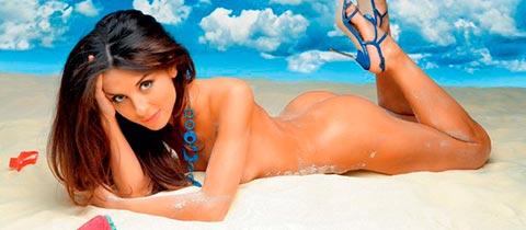 Анна Плетнева голая обнаженная фото