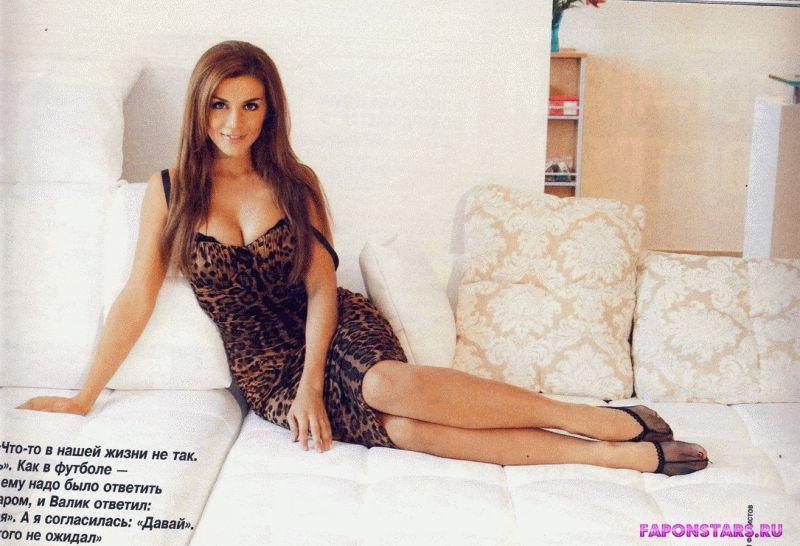 Анна Седокова в журнале