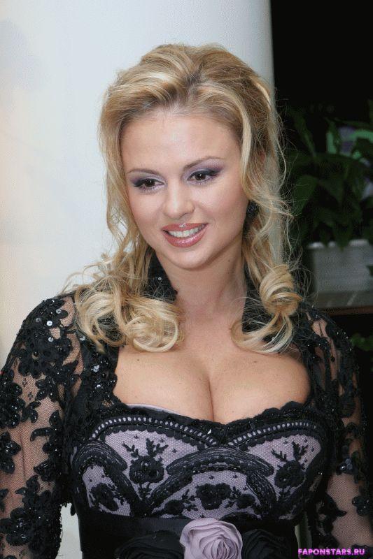 Анна Семенович фото из журнала maxim