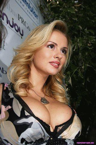 Анна Семенович откровенное фото
