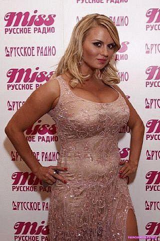 Анна Семенович редкое фото