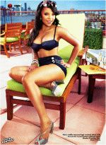 Ashanti / Ашанти голая фото