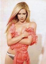Avril Lavigne / Аврил Лавин голая фото секси