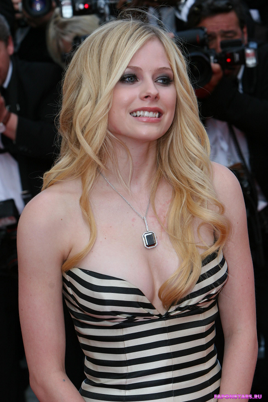 Avril Lavigne / Аврил Лавин кадр из фильма