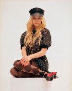 Avril Lavigne / Аврил Лавин голая обнаженная сексуальная декольте