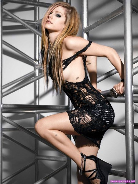 Avril Lavigne / Аврил Лавин секси