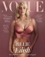Billie Eilish Vogue вог билли айлиш sexy hot pic