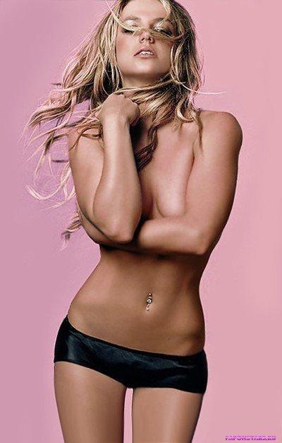 Britney Spears / Бритни Спирс фото полуголая секси