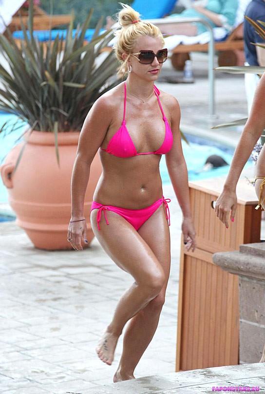 Britney Spears / Бритни Спирс в нижнем белье