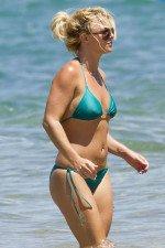 Britney Spears / Бритни Спирс голая обнаженная сексуальная декольте