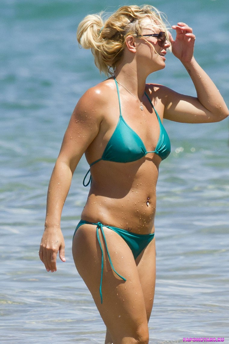 Britney Spears / Бритни Спирс обнаженная