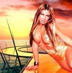 Carmen Electra / Кармэн Электра голая фото секси