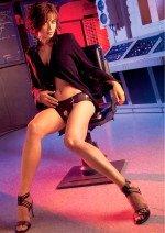 Catherine Bell / Кэтрин Белл голая обнаженная сексуальная декольте