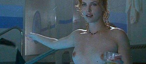 Charlize Theron / Шарлиз Терон голая обнаженная фото