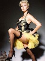 Charlize Theron / Шарлиз Терон голая обнаженная сексуальная декольте