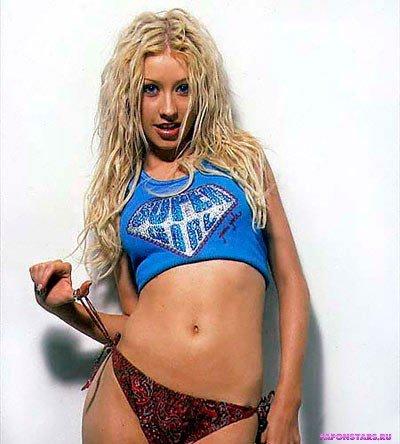 Christina Aguilera / Кристина Агилера на сцене