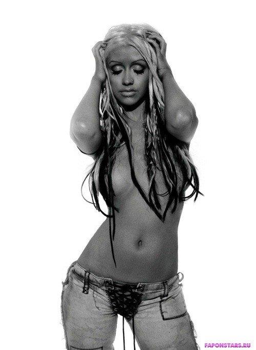 Christina Aguilera / Кристина Агилера голая фото
