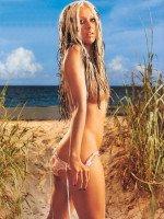 Christina Aguilera / Кристина Агилера голая обнаженная сексуальная декольте