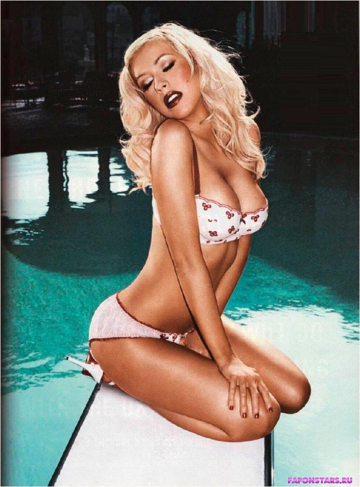 Christina Aguilera / Кристина Агилера секси