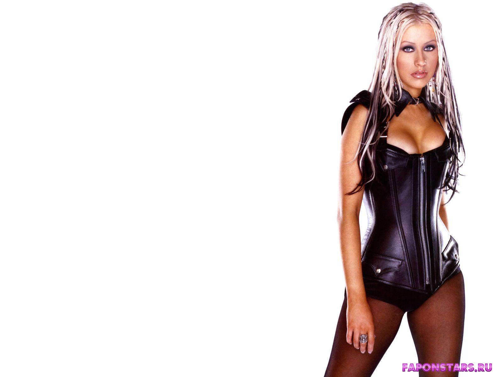 Christina Aguilera / Кристина Агилера секретное фото