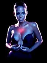 Christina Milian / Кристина Милиан голая обнаженная сексуальная декольте