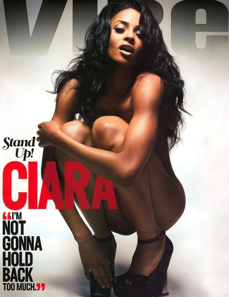 Ciara / Сиара редкое фото