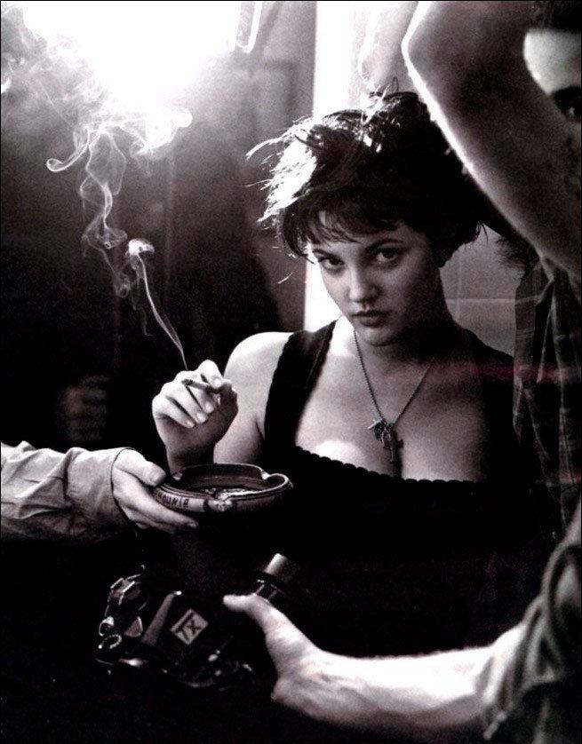 Drew Berrimore / Дрю Бэрримор откровенное фото