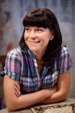 Екатерина Волкова улыбается