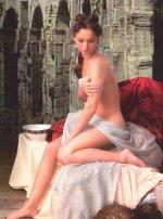 Елена Захарова голая обнаженная сексуальная декольте