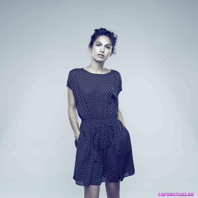 Elodie Yung / Элоди Юнг фотосессия в эротическом журнале