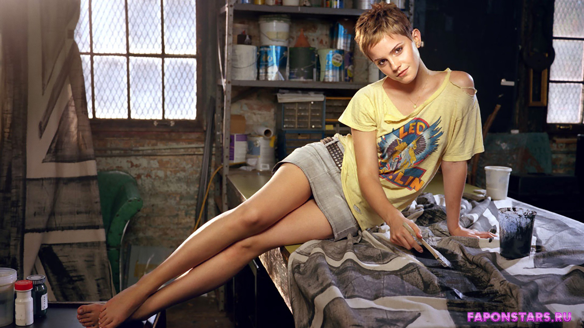 Emma Watson / Эмма Уотсон голая