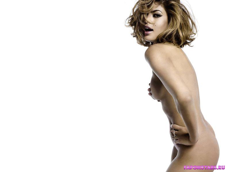 Eva Mendes / Ева Мендес фото из журнала maxim