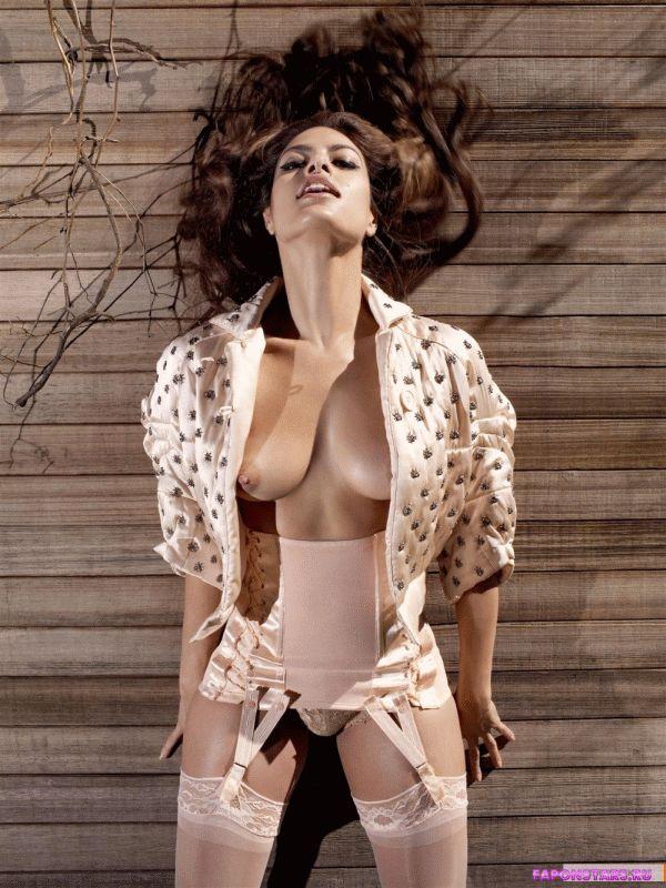 Eva Mendes / Ева Мендес секретное фото