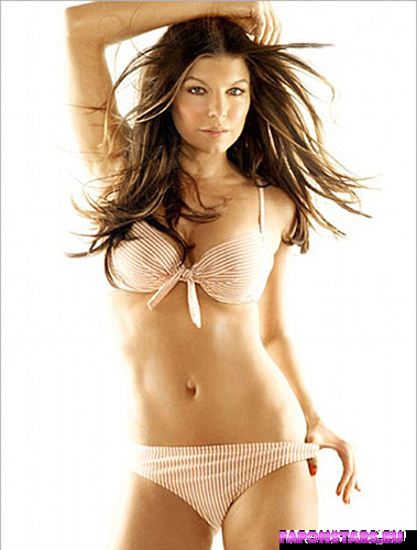 Fergie / Ферги фото полуголая секси