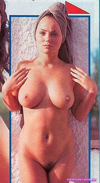 Naked nude geri halliwell